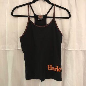 Harley Davidson Cami with Harley Logo Straps